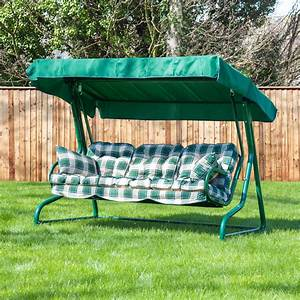 Garden Oasis 2 Seat Swing Canopy Replacement