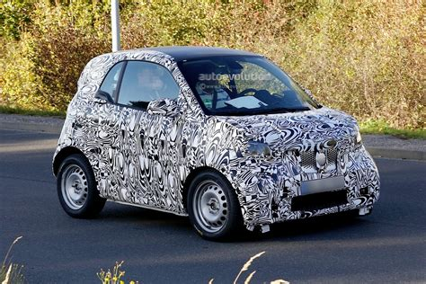 2018 Smart Fortwo In Production Trim Spied In Germany