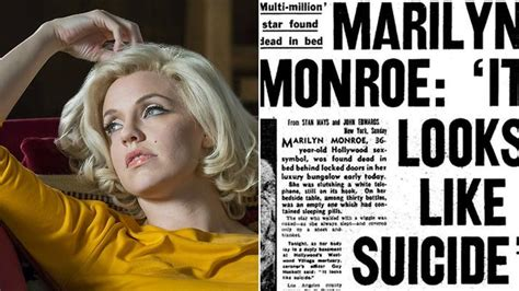conspiracy theories   death  marilyn monroe