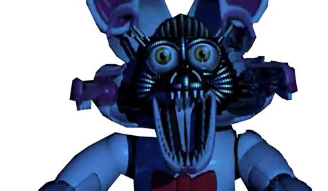 Funtime Foxy Jumpscare Transparent By Fnafeditstop On