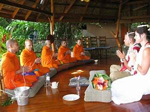 Buddhist Wedding Traditions