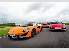 Which Is The BEST Everyday Supercar? McLaren 570S vs Audi