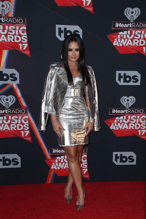 Demi Lovato iHeartRadio Music Awards 2017