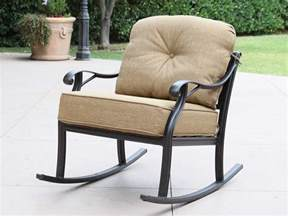 darlee outdoor living standard nassau replacement classic club rocker chair seat and back