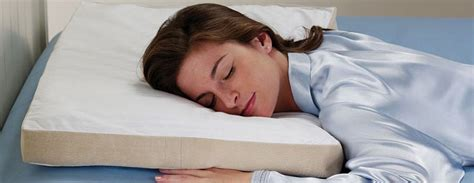 pillow for stomach sleepers stomach sleepers pillow the green