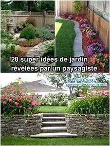 Idee Amenagement Jardin : 28 super id es de jardin r v l es par un paysagiste ~ Melissatoandfro.com Idées de Décoration