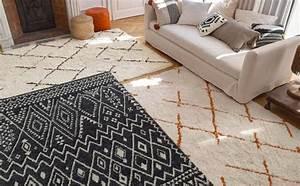 14 idees deco de tapis berbere With tapis berbere avec choisir son canapé convertible