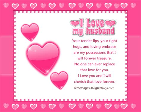 Valentine for My Husband Quotes