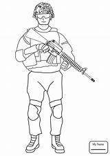 Soldier Coloring British Pages Getcolorings Printable Growth sketch template
