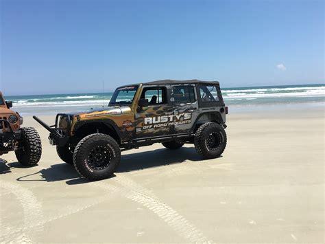Jeep Wrangler Jk Long Travel Kits From Rusty's Off-road