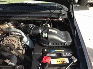 Ford Ais Intake Install