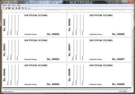 raffle  template authorizationlettersorg