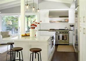 bar chairs for kitchen island 20 white quartz countertops inspire your kitchen renovation
