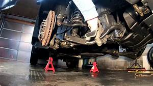 How To Replace The Front Struts On A Nissan Xterra