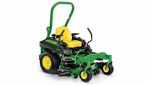 John Deere Z960a Ztrak Mower Maintenance Guide  U0026 Parts List