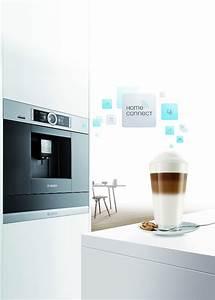 Einbau Kaffeevollautomat Bosch : bosch vernetzt komplett k chenplaner magazin ~ Michelbontemps.com Haus und Dekorationen