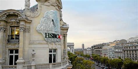 siege social hsbc hsbc absorbe sa banque privée et monte en gamme