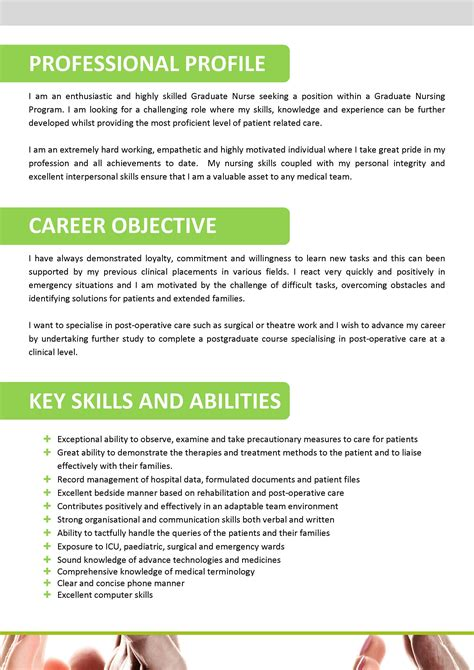 Nursing Resume Exles by Nursing Resume Brisbane Professional Exles Select Gallery