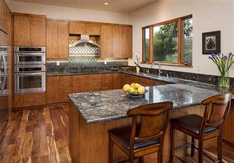 granite kitchen countertops home design lover