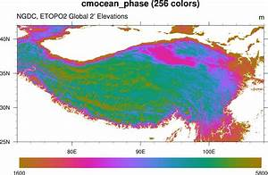 Cmocean Phase Color Table
