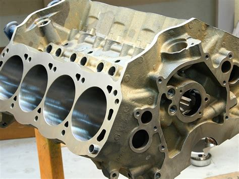 Camshaft Diagram For A Javelin by Tech The Benefits To An Aftermarket Block For