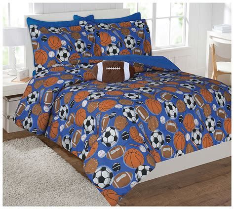 Girls Kids Bedding Katie Blue Comforter Set Walmartcom