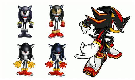 Shadow The Hedgehog/gallery