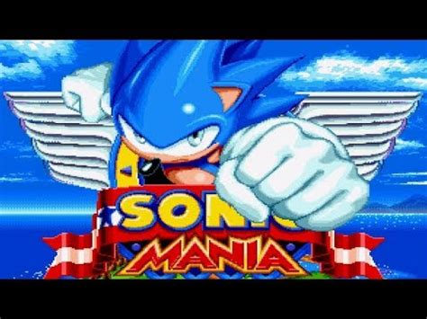 sonic mania ultra instinct sonic mod