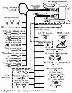Caterpillar 3406 Engine Diagram