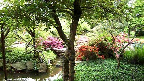 Zoo Karlsruhe Japanischer Garten Im April 2011 Youtube