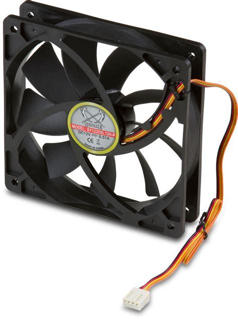 high cfm 120mm fan slip stream 120mm pwm high speed fan sy1225sl12h p
