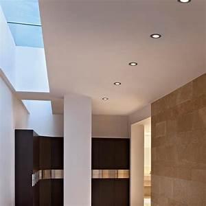 Spot Plafond Salon : spot led pour plafond encastrable en aluminium light ~ Edinachiropracticcenter.com Idées de Décoration