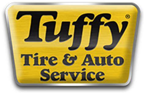 tuffy tire auto service centers