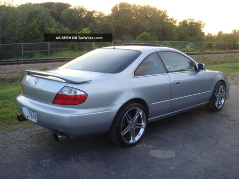 2003 acura cl type s coupe 2 door 3 2l 6 speed rare