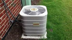 2005 Tappan  Nordyne  Air-conditioner Running