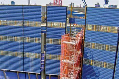 efco forms power shield building perimeter protection
