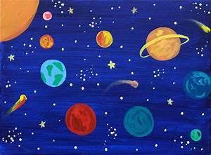 Kid Paintings « Purple Easel