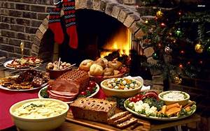 Christmas dinner ideas: for a crowd, nontraditional, menu