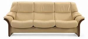 stressless eldorado highback sofa modern recliner With canapé stressless