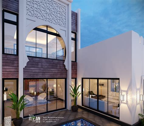 kitchen furniture for small kitchen تصميم فيلا على الطراز الاسلامي small villa with islamic