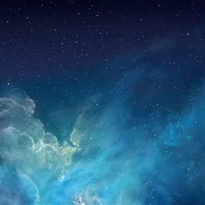 Ios Apple Galaxy Space Sky Wallpapers Ipad
