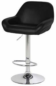 Chaise De Bar Haute : chaise haute cuisine ikea cuisine en image ~ Teatrodelosmanantiales.com Idées de Décoration