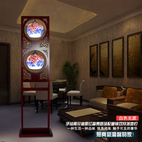 floor decor express high quality china vintage ceramic retro floor l home decor wooden flower drawing floor ls