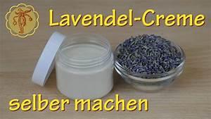 Ringelblumen Creme Selber Machen : lavendel creme selber machen f r unreine gereizte haut youtube ~ Frokenaadalensverden.com Haus und Dekorationen