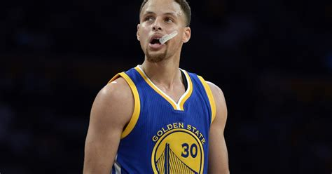 Mouthguard that Stephen Curry used is auctioned for $3,190 ...