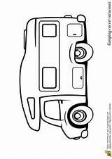 Camping Coloriage Caravanes Cars Moderne Coloring Survival Motorhome Caravane sketch template