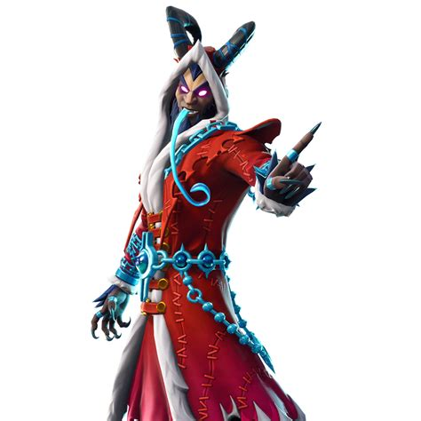 krampus outfit fnbrco fortnite cosmetics