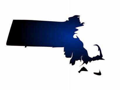 Massachusetts Clipart Clip Outline Cliparts Line Thin