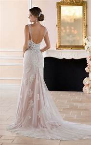 old hollywood glamour wedding dress with long train With hollywood wedding dresses