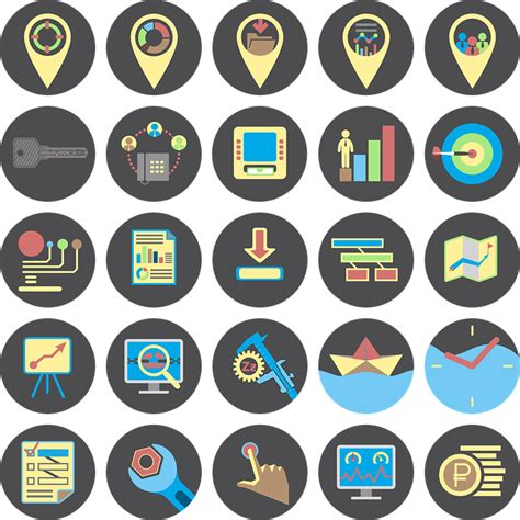 Free Vector Graphic Free Photos Free Icons Free It Business Icons Computers 183 Free Vector Graphic On Pixabay